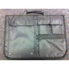"15.6"" Black Accessories Laptop Bag"