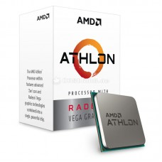 AM4 AMD Athlon 200GE with Radeon Vega 3 Graphics Processor