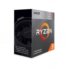 AM4 AMD Ryzen 3 3200G with Radeo Vega 8 Graphics and Wraith Stealth Cooler Processor
