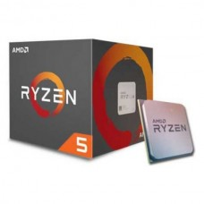 AM4 AMD Ryzen 5 2600 6-Core 3.4GHz CPU Processor with Wraith Stealth Cooler