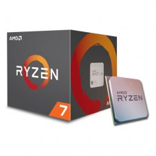 AM4 AMD Ryzen 7 2700 3.20GHz up to 4.1 GHz, 8 Core 16 Thread CPU Processor with Wraith Spire Cooler