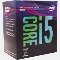 LGA1151 Intel® Core i5-8400, 6 Cores, 9M Cache, 2.80 GHz up to 4.0 GHz  Processor