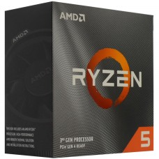 AM4 AMD Ryzen 5 3600 6-Core 3.6GHz up to 4.2GHz CPU Processor with Wraith Stealth Cooler