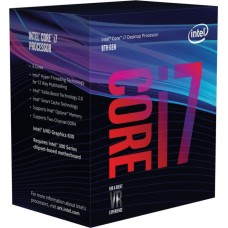 LGA1151 Intel® Core i7-8700  Coffee Lake 6-Core Processor