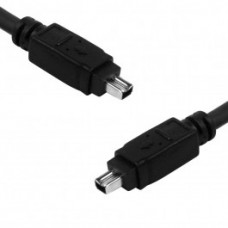 Anyware Firewire IEEE 1394A Cable 4P-4P 2m