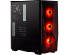 Corsair Carbide SPEC-Delta RGB Tempered Glass Mid-Tower ATX Gaming Case - Black