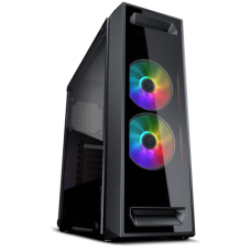 Cougar MX350 RGB Tempered Glass Mid-Tower for Gaming