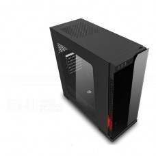 Casecom RSM-91-Trio ATX Front Tempered Glass with 3 RGB Fans Gaming Tower