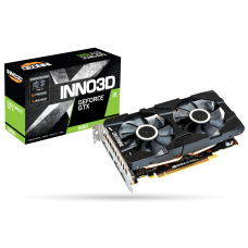 INNO3D GEFORCE GTX 1660 6GB TWIN X2 GAMING GRAPHIC CARD