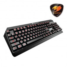 Cougar 450K 3 Color Backlit- Spill Proof Hybrid Mechanical Gaming Keyboard