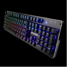 Dragonwar GK-016 RGB Mechanical Blue Switch Turely Gaming Keyboard