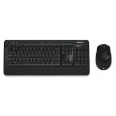 Microsoft Wireless Desktop 3050 Keyboard and Mouse Combo