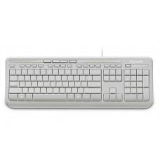 Microsoft Wired Keybaord 600 Windows & Mac Compatible - White