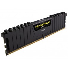 DDR4 Corsair 16GB (1x16GB) CMK16GX4M1B3000C15 3000MHz White LED Desktop Memory for Gaming