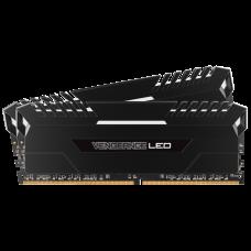 DDR4 Corsair 16GB (2x8GB) CMU16GX4M2C3000C15 3000MHz White LED Desktop Memory for Gaming