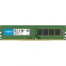 DDR4 Crucial 8GB 2666MHz Memory for Desktop