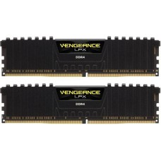 DDR4 Corsair - Vengeance LPX 16GB (2 x 8GB) 3000MHz Memory for Gaming