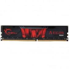 DDR4 G.Skill 8GB (1x8GB) F4-2666C19S-8GIS Aegis 2666MHz Desktop Memory