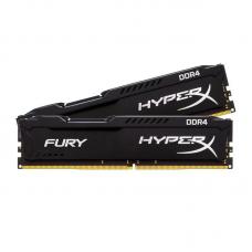 DDR4 Kingston 16GB (2 x 8GB) HX426C16FB2K2/1 HyperX Fury 2666Mhz Gaming Memory