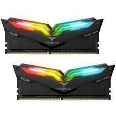 Team T-Force Night Hawk RGB 16GB (2x8GB) 3200MHz CL16 DDR4 Black