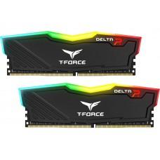 Team T-Force Delta RGB 32GB (2x16GB) 3600MHz CL18 DDR4 Black