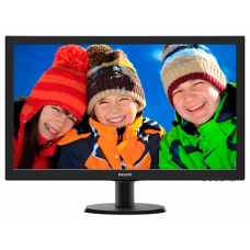 """Philips 27"""" SmartControl Lite LCD Monitor"""