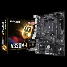 AM4 Gigabyte A320M-H DDR4 mATX Motherboard