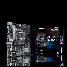 LGA1200 Asus PRIME B560M-K LGA 1200 mATX Desktop Motherboard