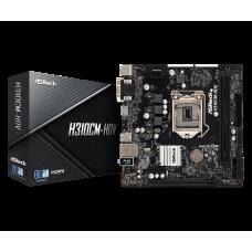 LGA1151 Asrock H310CM-HDV H310 Motherboard