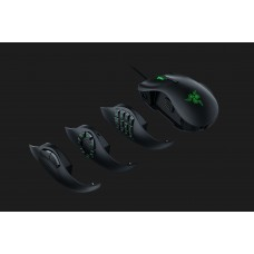 Razer Naga Trinity RGB Wired MMO Gaming Mouse