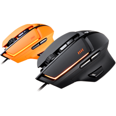 COUGAR 600M LASER GAMING MOUSE BLACK