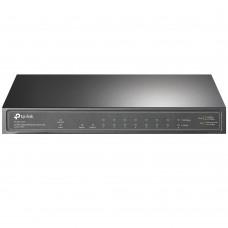 TP-LINK 10-Port Gigabit Desktop Switch with 8-Port PoE+
