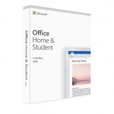Microsoft Office Home and Student 2019 for 1 PC/MAC
