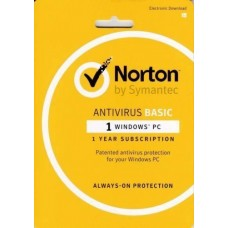 Norton antivirus basic for 1 Windows PC