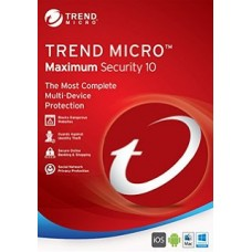 TREND MICRO Internet Security for 3 Devices and 12 Months