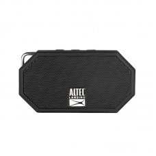 Altec Lansing IMW258N-BLK Mini H20 3 Everything Proof Rugged Bluetooth Speaker