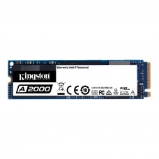 500GB Kingston A2000 NVMe PCIe M.2 High Speed SSD