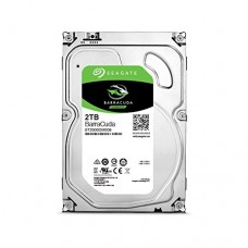 "2000GB Seagate Barracuda 3.5"" SATA3 256MB Cache Hard Drive for Desktop"