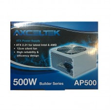 Axceltek AP500B 500W ATX Power Supply