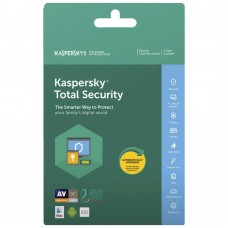 Kaspersky Total Security for 1 Device 1 Year